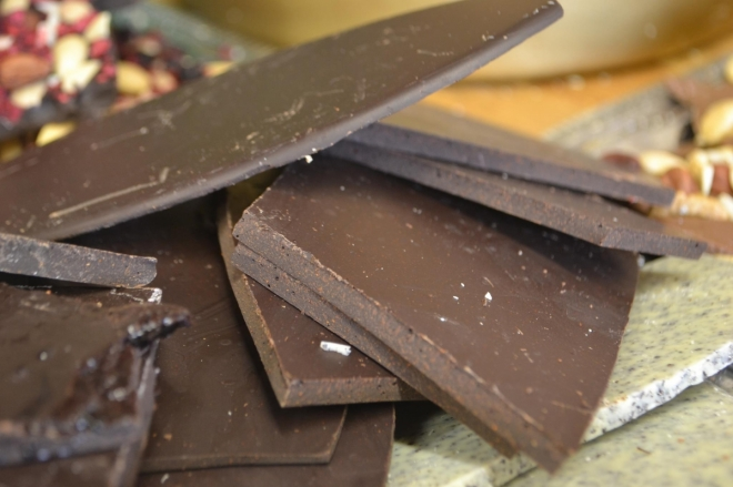 Chilli čokoláda
