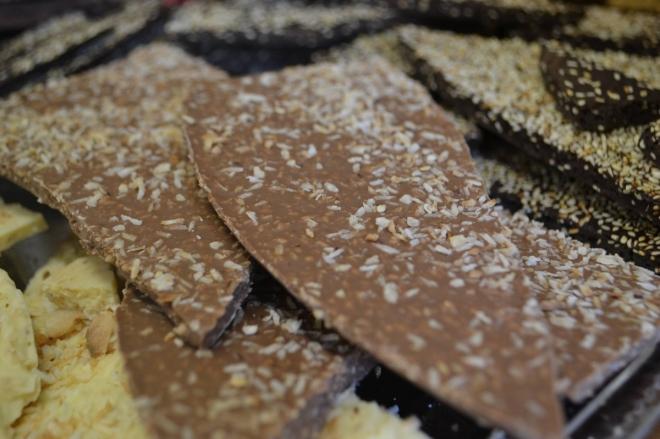 Mléčná kokosová čokoláda